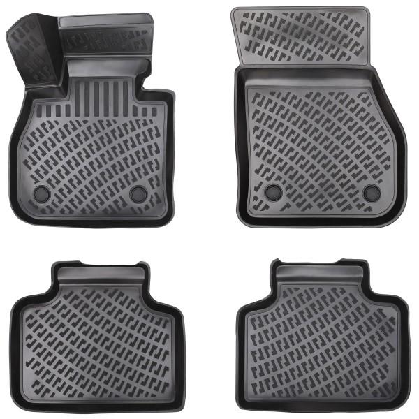 Design 3D Gummimatten Set für MINI COOPER R56 2005-2014