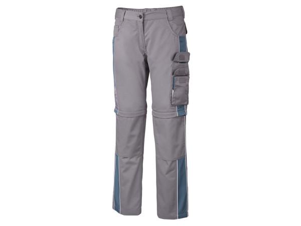 Damen Arbeitshose Sicherheitshose Bermuda Kurz Bundhose Hose Schutzkleidung