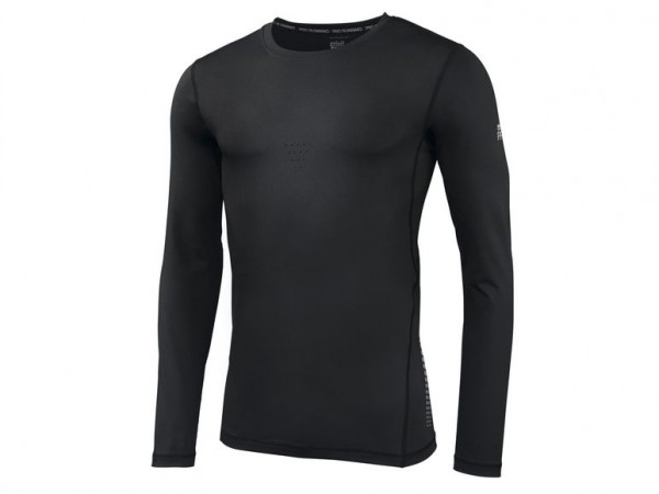 Herren Sport Funktions Shirt Baselayer Midlayer Kompressionsshirt Fitness Gym
