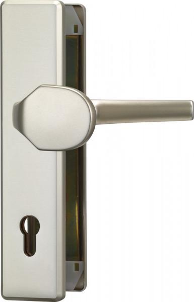 Schutzbeschlag HLT612 Wechselgarnitur Hauseingangstüren Türdrücker Knopf